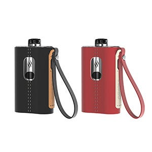 Aspire Cloudflask Open Pod Kit with Leather Case