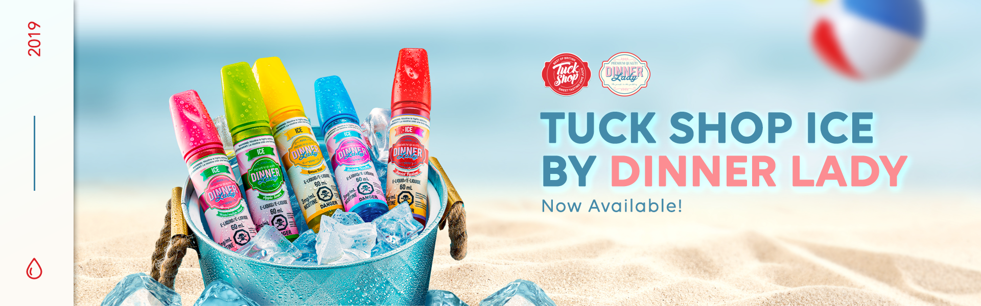 Tuck Shop Ice by Dinner Lady Now Available